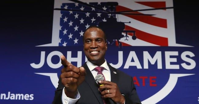 GOP Senate hopeful John James reveals just how 'intimidated' he is by Barack Obama campaigning for Joe Biden in Michigan [video]