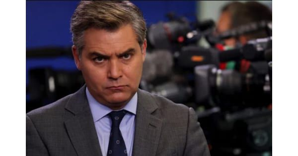 Jim Acosta doesn't know why Tucker Carlson spells his name with just one K – twitchy.com