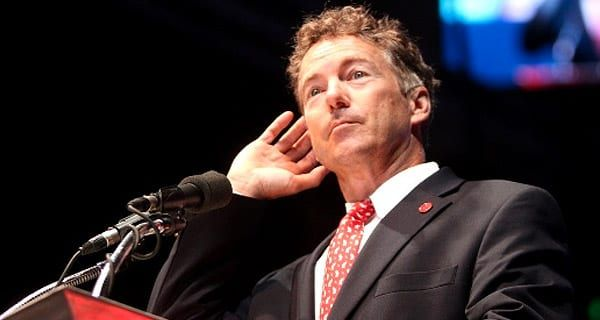Sen. Rand Paul objects to 'this unconstitutional sham of an 'impeachment' trial' of a private citizen; Sen. Tom Cotton too – twitchy.com