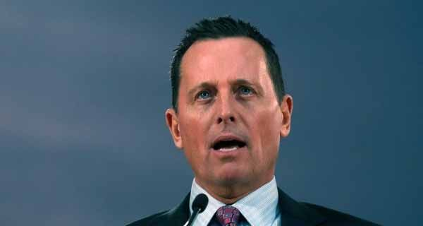 After fourth American imprisoned, Richard Grenell says Iran is making moves against the Biden team