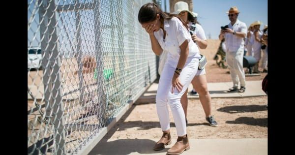 AOC furious with Biden for 'upholding the xenophobic and racist policies of the Trump admin' – twitchy.com