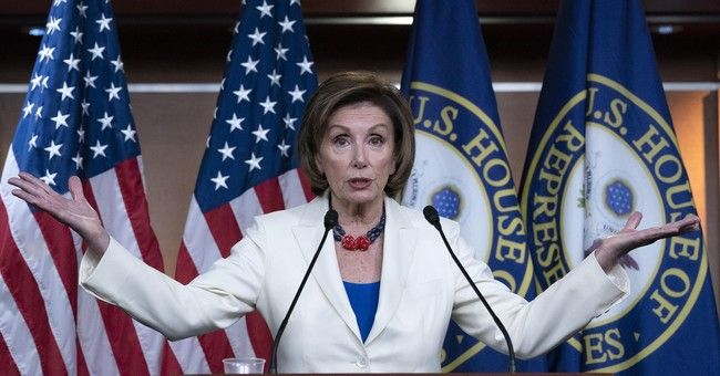Nancy Pelosi angers libs after saying America 'needs a big, strong Republican Party'