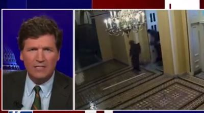 Tucker Carlson has questions the Dems' 1/6 committee might not care to find answers for (based on newly released video)